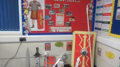 Romans display