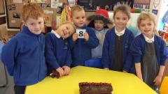 chocolate cake fun