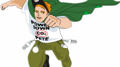 Power Down Pete